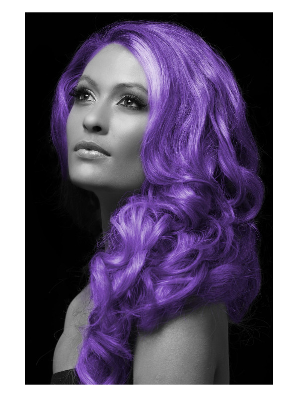 Hair Colour Spray, Purple, 125ml