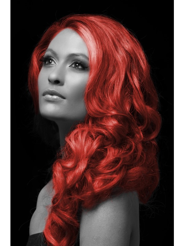 Hair Colour Spray, Red, 125ml