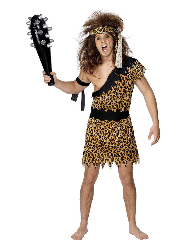 Caveman Costume, Brown