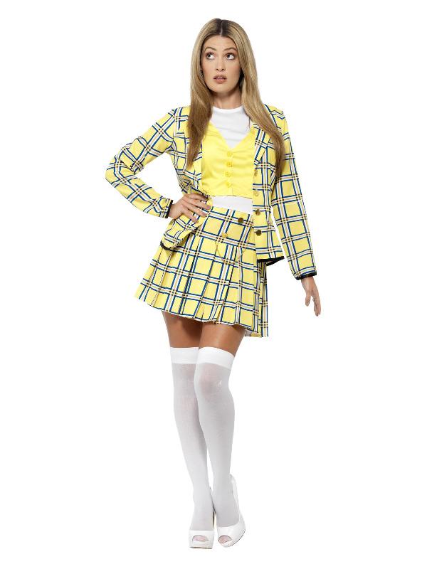 Clueless Cher Costume, Yellow