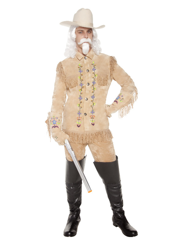 Western Authentic Buffalo Bill Costume,