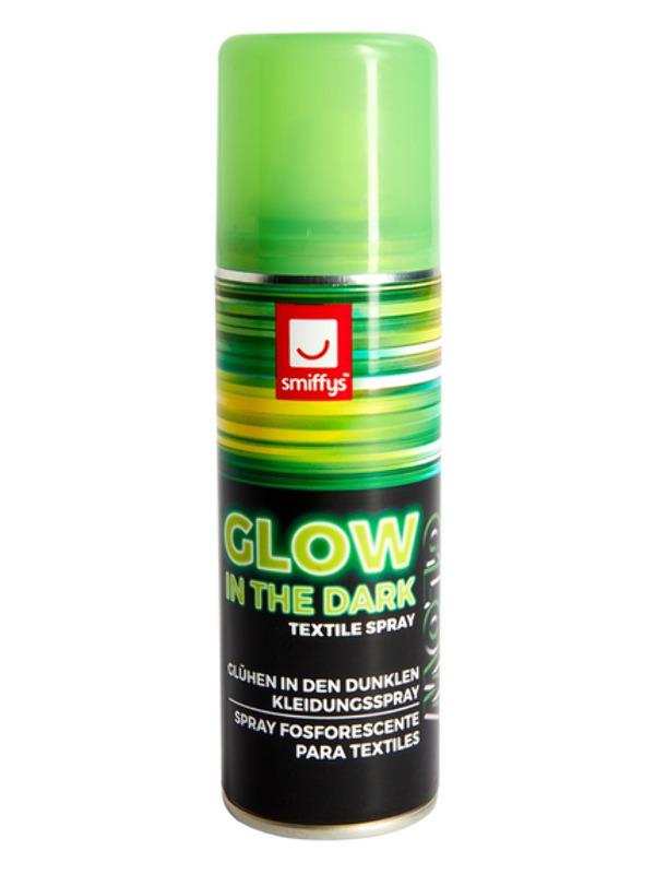Glow in the Dark Textile Spray, 125ml