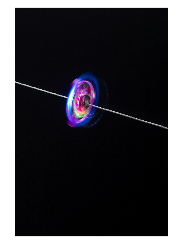 Spinning Light Show, Assorted Colours