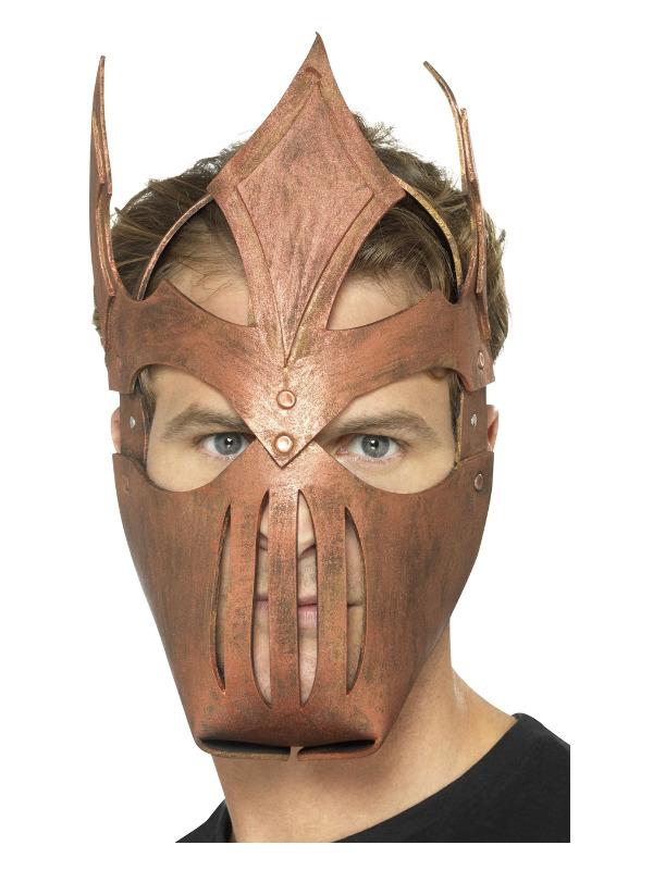 Warrior Mask, Bronze, EVA
