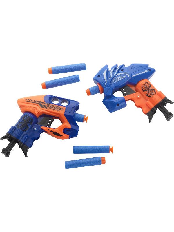 Soft Dart Gun, Assorted, EVA