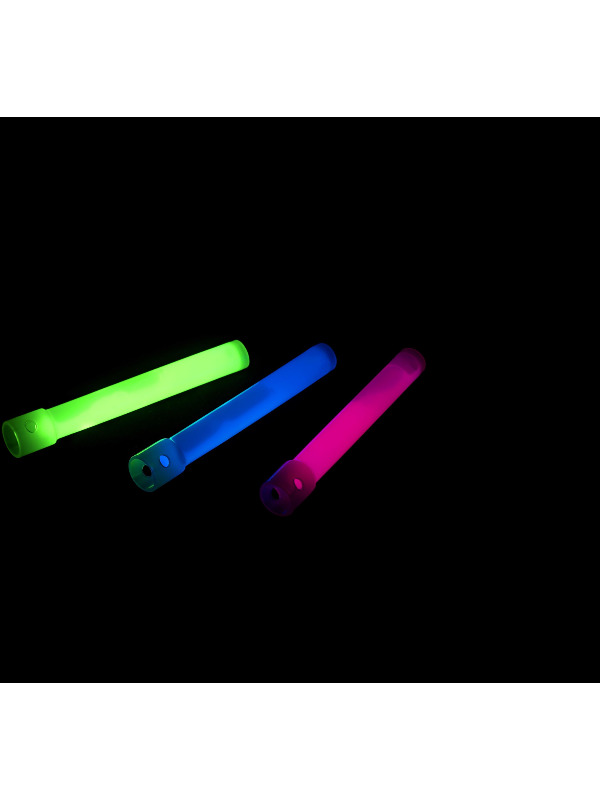 Snap to Glow, 3 Pack Glow Stick, Assorted Colours
