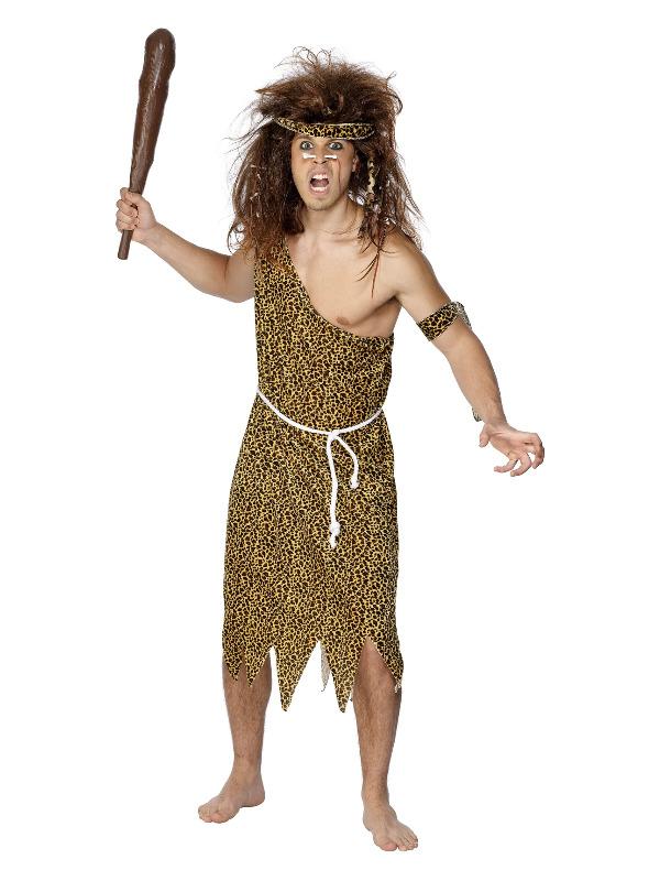 Caveman Costume, Brown
