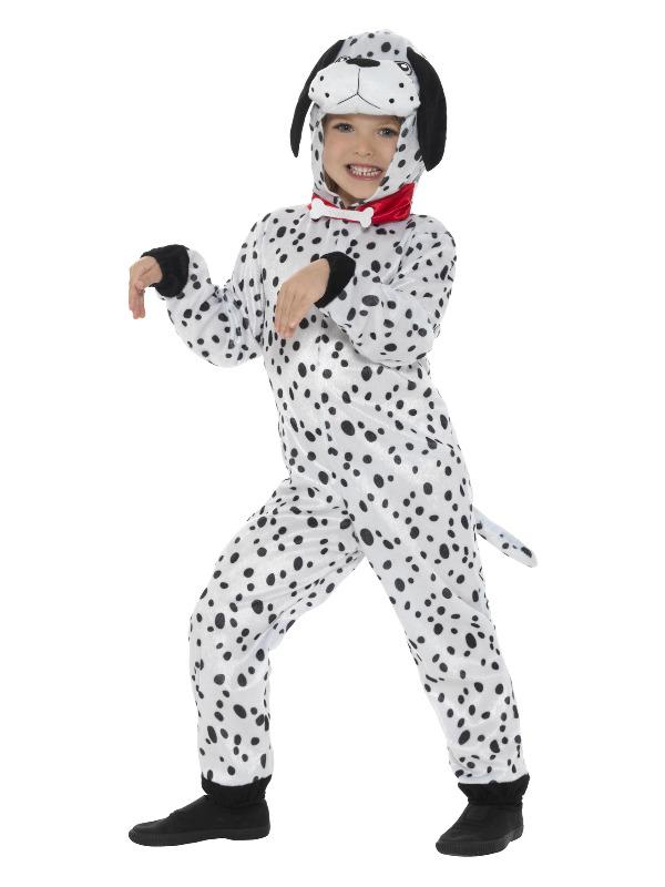 Dalmatian Costume, Black & White