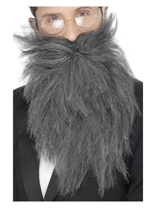 Long Beard & Tash, Grey