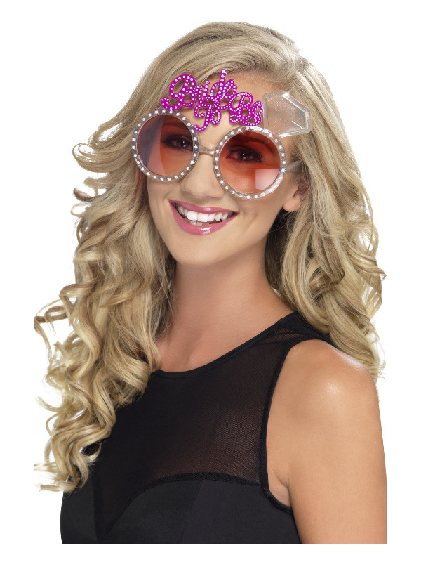 Bride To Be Glasses, Purple