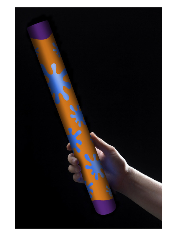 Flashing Foam Baton, Light Up, 40cm / 16in
