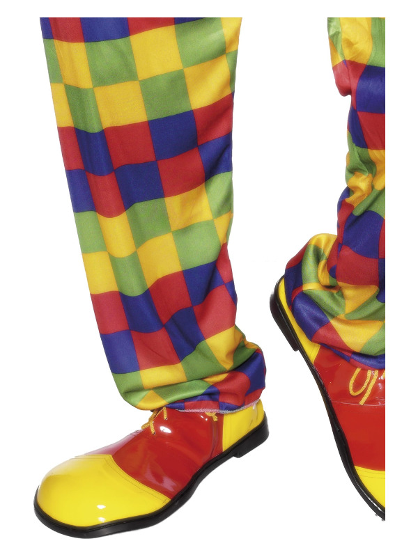 Deluxe Clown Shoes, Yellow