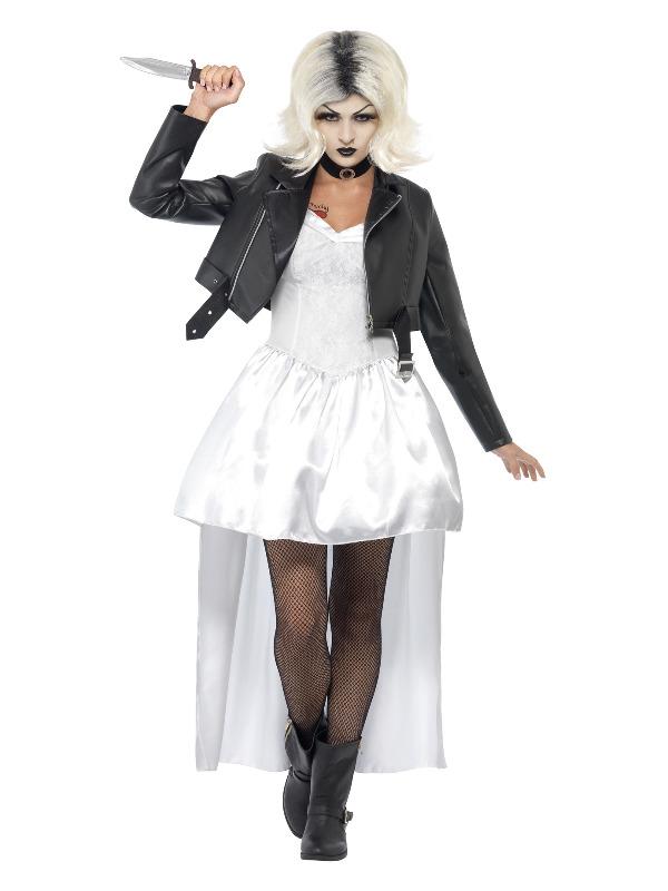 Bride of Chucky, Tiffany Costume, White