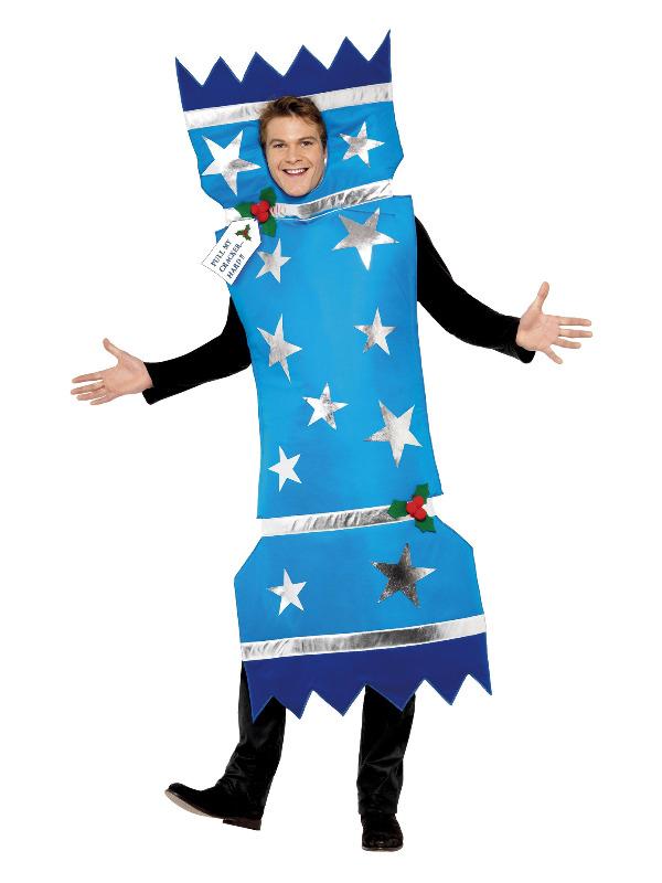 Christmas Cracker Costume, Blue