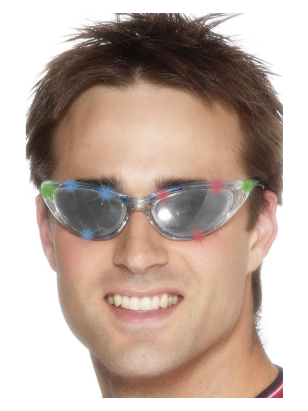 Light Up Shades, Multi-Coloured, 6 Functions