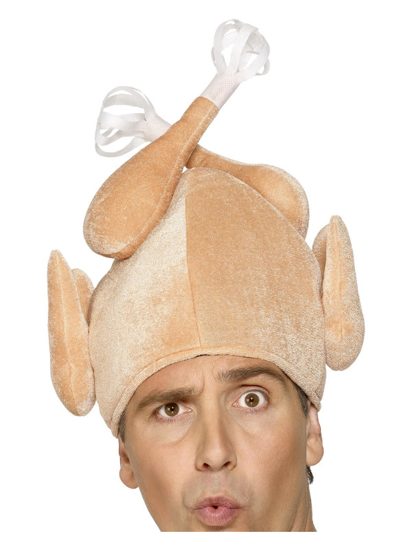 Turkey Hat, Nude
