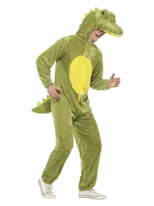 Crocodile Costume, Green