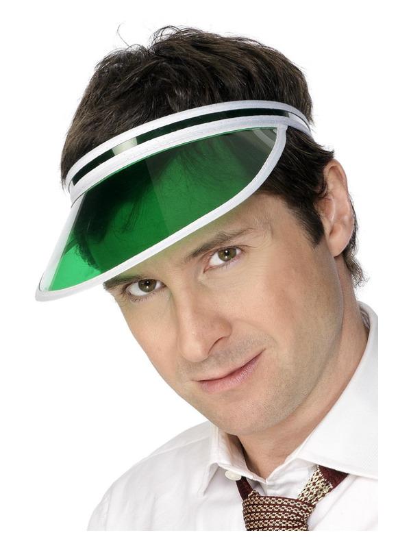 Poker Visor, Green
