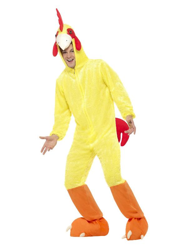 Chicken Costume, Yellow