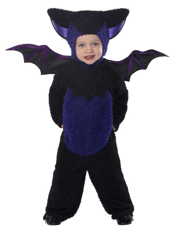 Bat Costume, Black