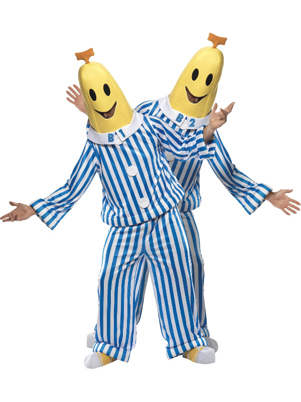 Bananas in Pyjamas Costume, Blue