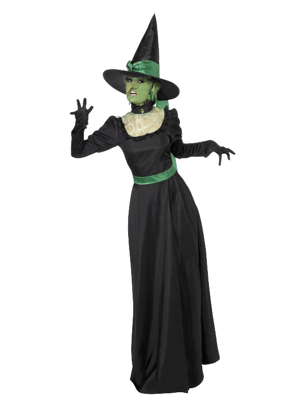 Witch Costume, Black