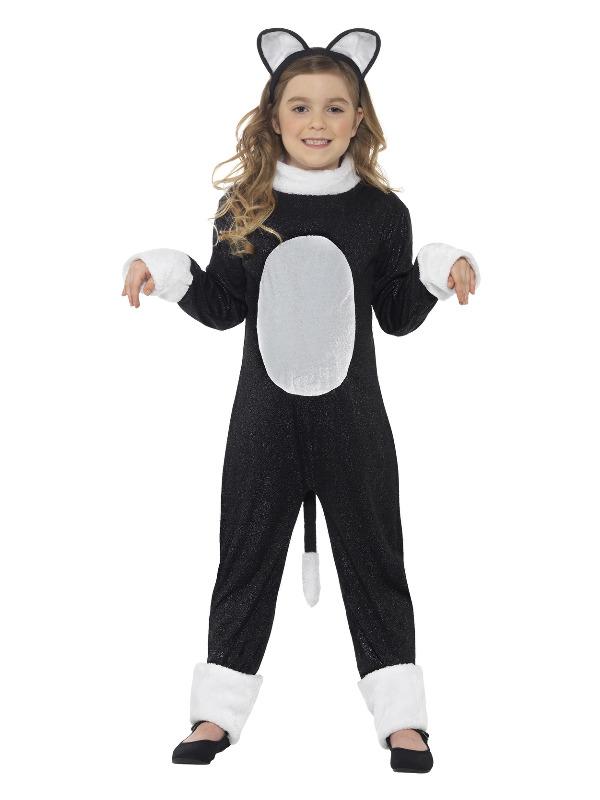 Cool Cat Costume, Black