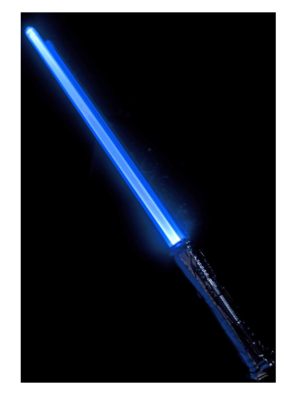 Space Sword, Light Up, Multi-Coloured, Multi Function, 70cm / 28in