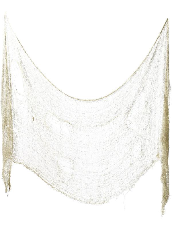 Creepy Cloth, Cream, 75cm x 300cm