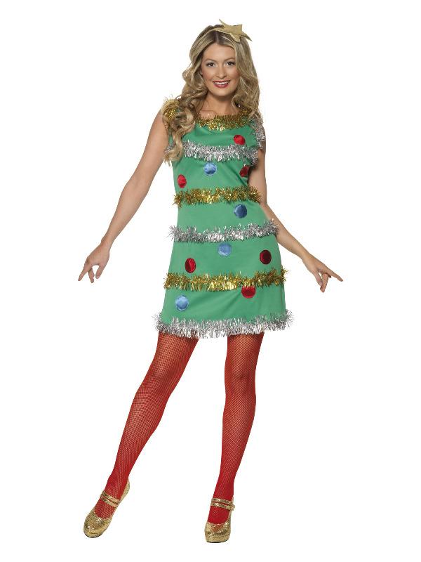Christmas Tree Costume, Green
