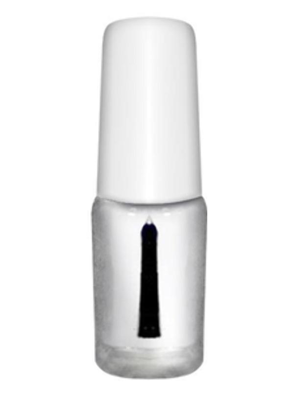 Smiffys Make-Up FX, Spirit Gum, Clear, Clear, in Bottle, 3.3 grams