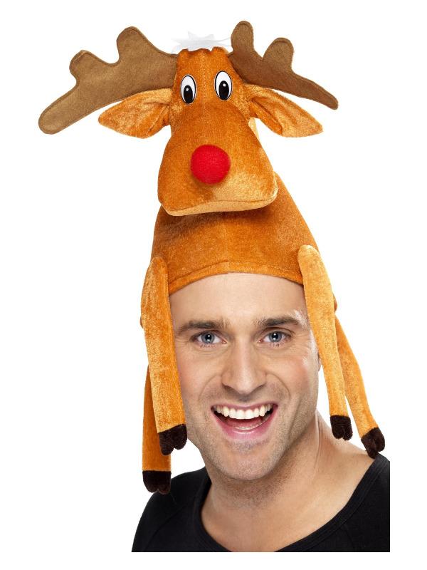 Reindeer Hat, Brown