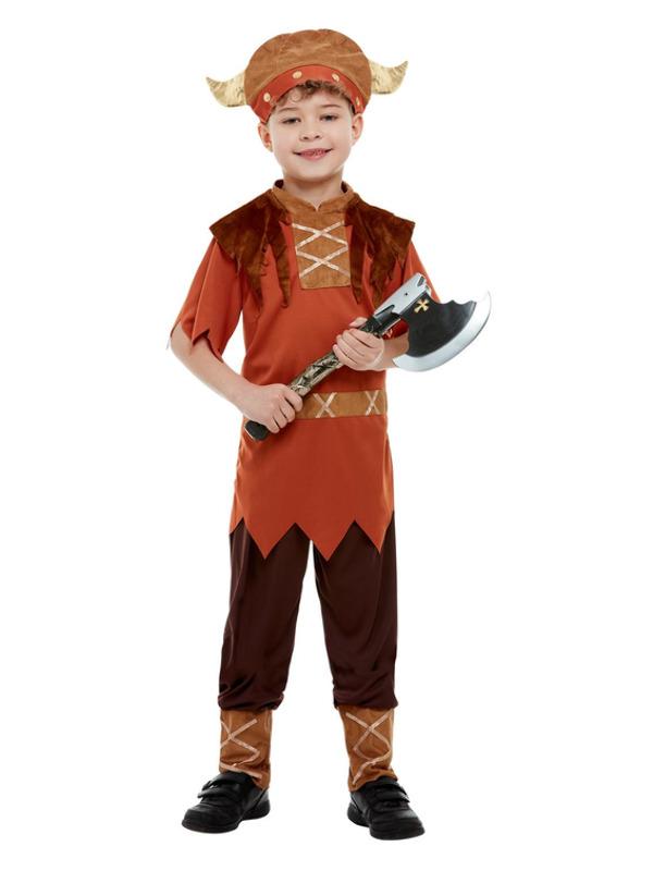 Viking Costume, Brown