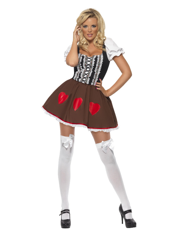 Heidi Costume, Brown