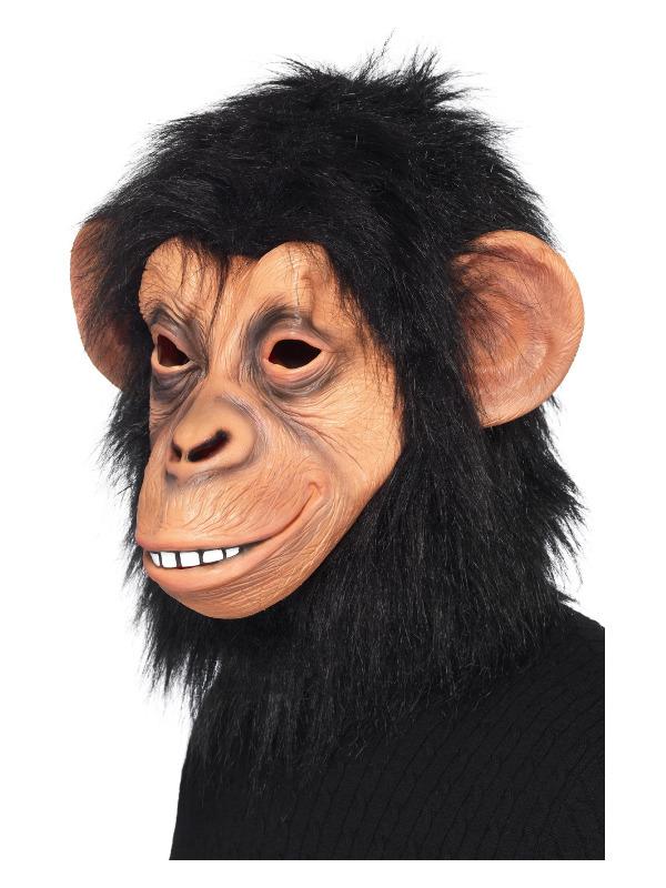 Chimp Mask, Full Overhead