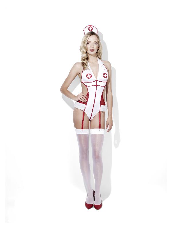 Fever Nurse, Feel Good, White