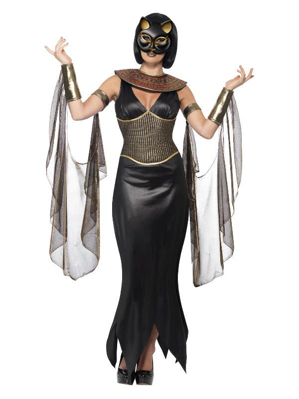 Bastet the Cat Goddess, Black