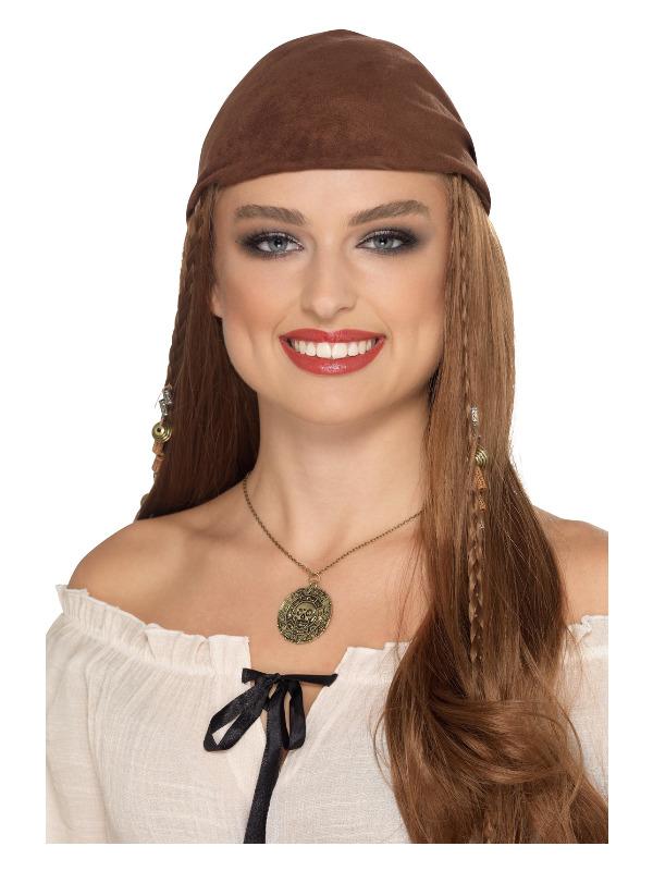Pirate Necklace, Bronze