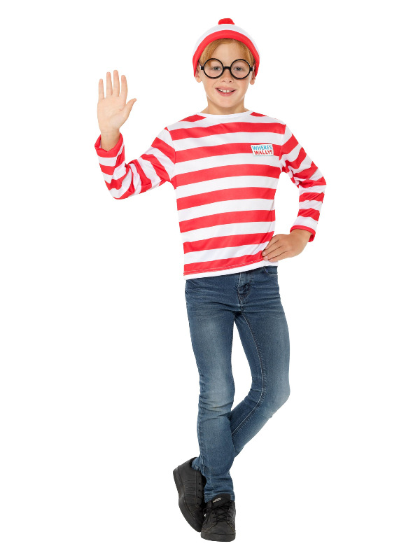 Where's Wally? Instant Kit, Red & White
