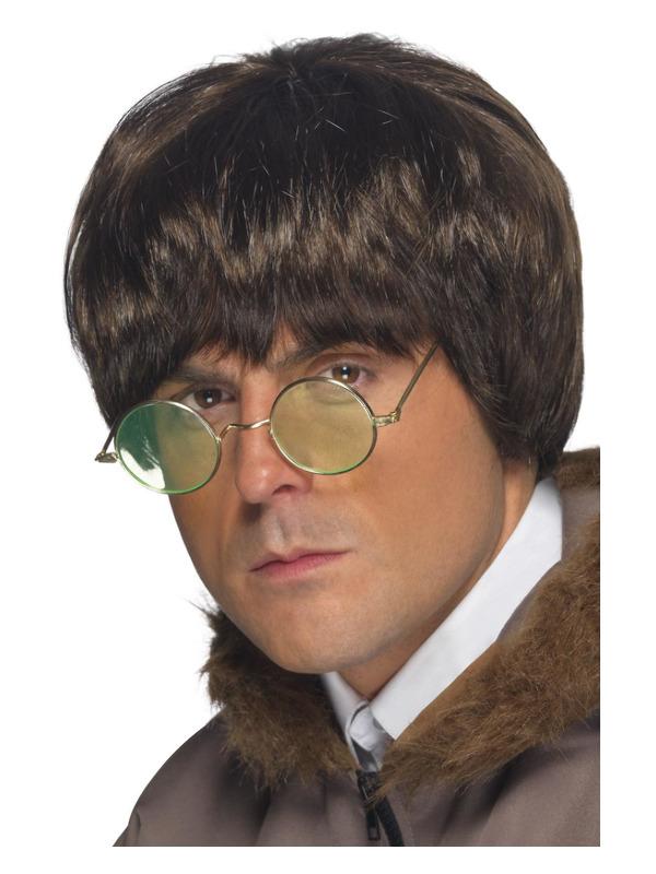 Britpop Wig, Brown