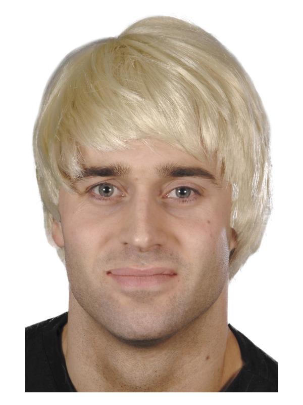 Guy Wig, Blonde, Short