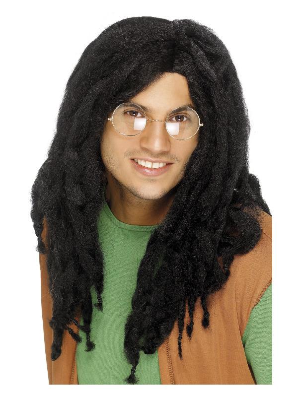 Dreadlock Wig, Black