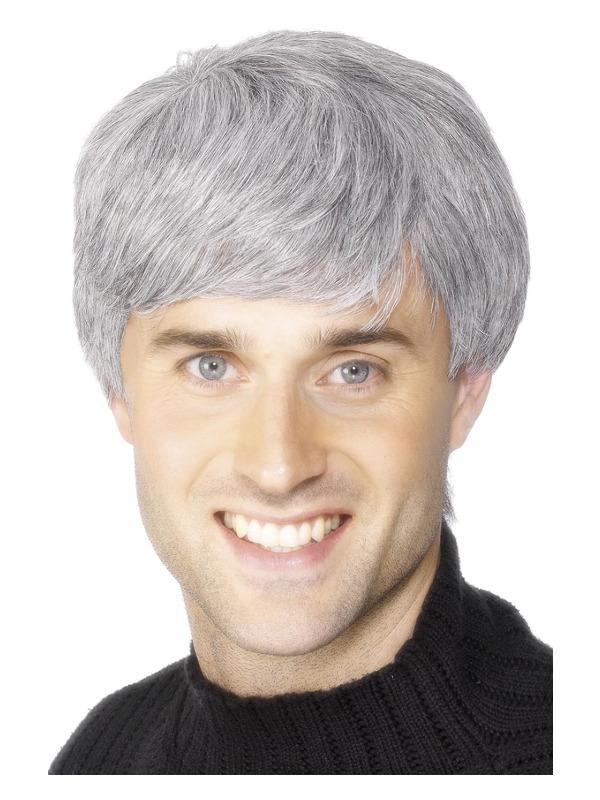 Corporate Wig, Grey