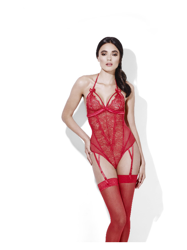 Fever Scarlet, Unforgettable, Red