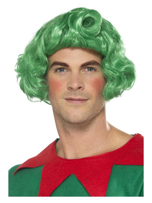 Elf Wig, Green