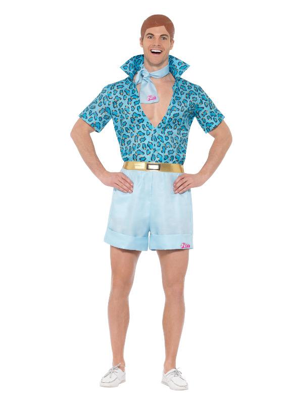 Barbie, Safari Ken Costume, Blue