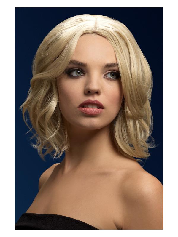 Fever Olivia Wig, Dark Blonde, Soft Wave Bob, 13inch/ 33cm