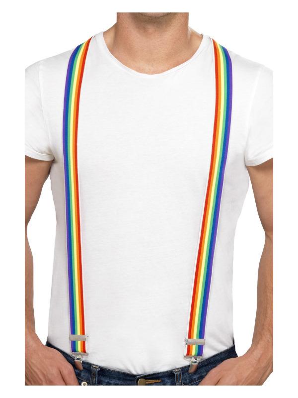 Braces, Rainbow