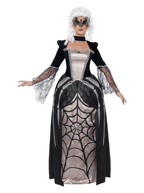 Black Widow Baroness Costume, Black
