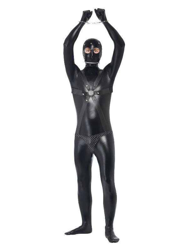 Gimp Costume, Black
